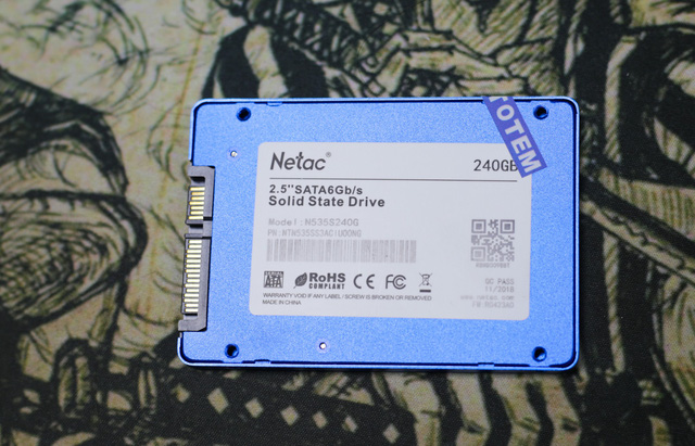 Trải nghiệm nhanh Netac SSD: Chiếc ổ cứng tốc độ cao với thiết kế đẹp mắt, giá rất ngọt nước - Ảnh 2.