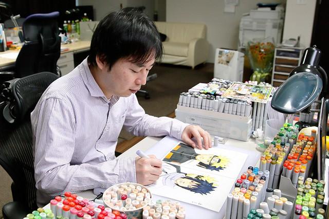 Vẽ truyện tranh khổ vô cùng, kể cả lấy được vợ xinh như tác giả One Piece thì cũng đâu có sướng - Ảnh 3.