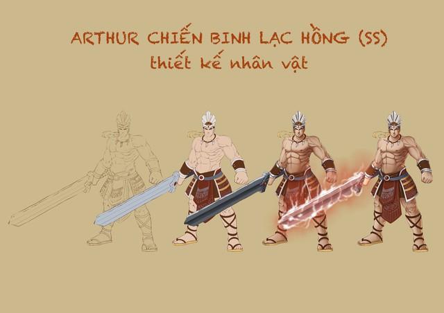 Ước mơ Vua Hùng xuất hiện trong Liên Quân Mobile sắp trở thành sự thật? - Ảnh 4.