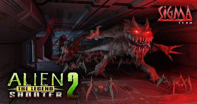 Phiên bản mobile của huyền thoại game PC Alien Shooter đã lên kệ iOS - Ảnh 1.