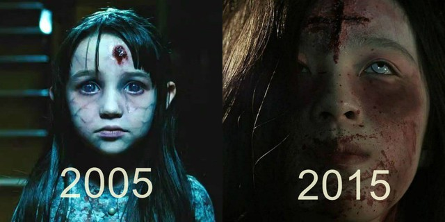 Các ác nhân phim kinh dị đã thay đổi thế nào sau 10 năm ra mắt khán giả - Ảnh 3.