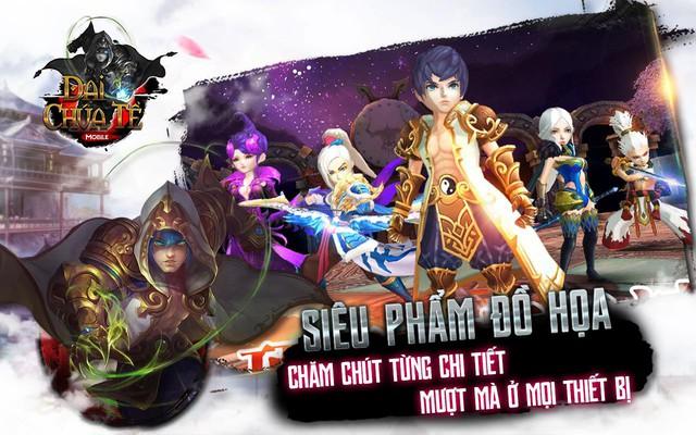 Đại Chúa Tể Mobile - Game thẻ tướng ấn định ngày ra mắt chính thức 21/01 - Ảnh 3.