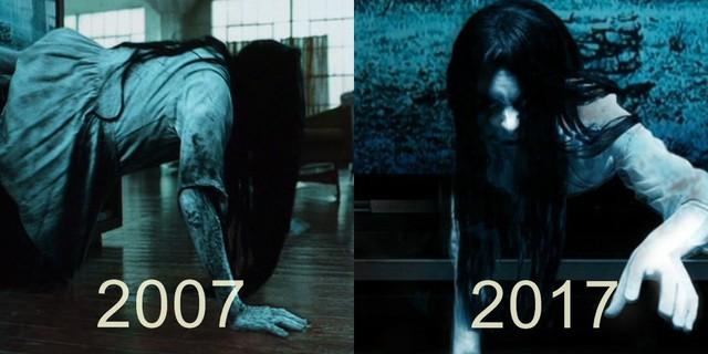 Các ác nhân phim kinh dị đã thay đổi thế nào sau 10 năm ra mắt khán giả - Ảnh 5.