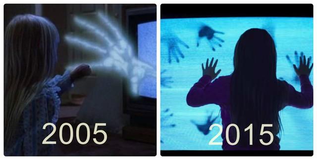 Các ác nhân phim kinh dị đã thay đổi thế nào sau 10 năm ra mắt khán giả - Ảnh 7.