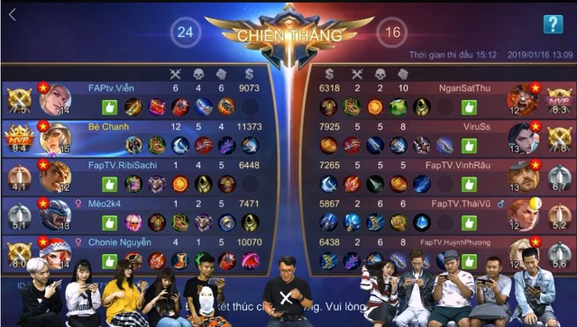 Showmatch Mobile Legends Bang Bang VNG: Team Bé Chanh giành chiến thắng thuyết phục trước đội của Viruss - Ảnh 2.