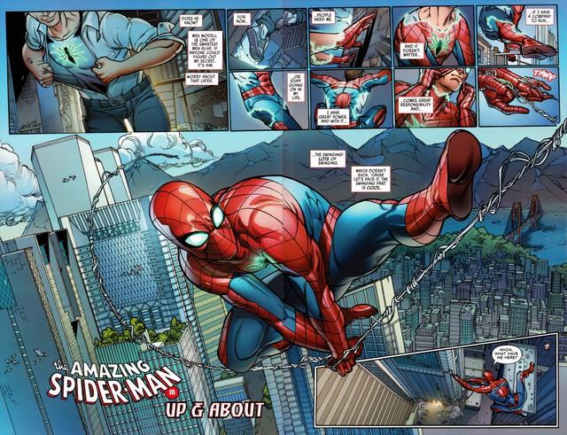 4 bộ giáp siêu khủng có thể giúp sức mạnh của Người Nhện tăng lên như hổ mọc thêm cánh trong Spider-Man Far From Home - Ảnh 17.