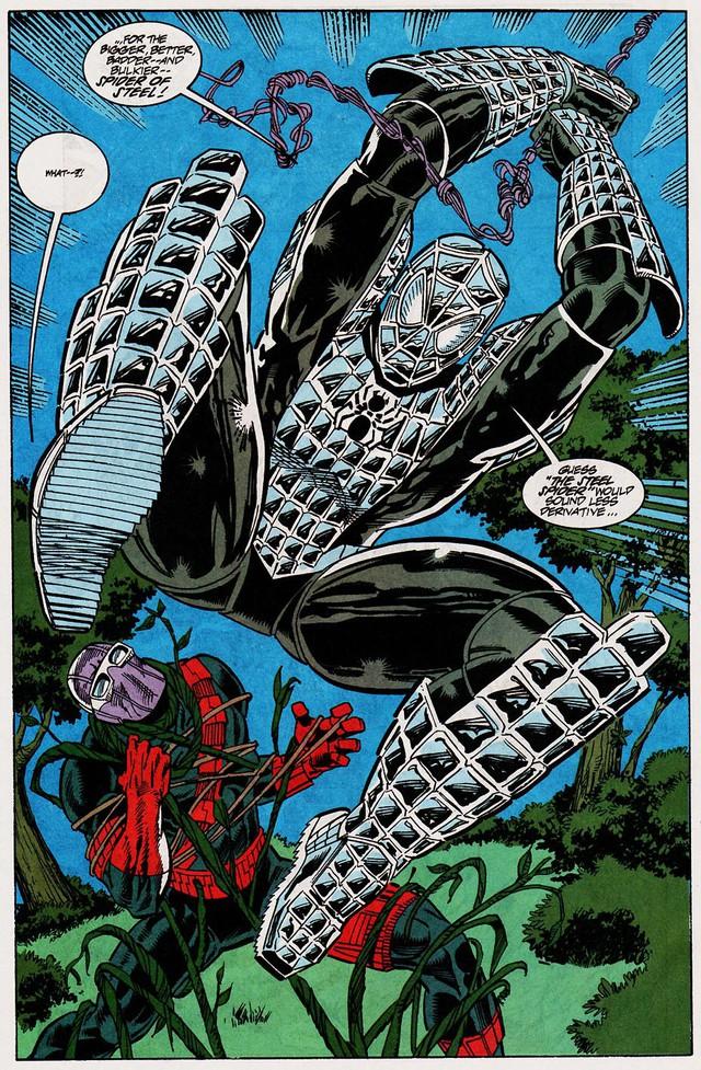 4 bộ giáp siêu khủng có thể giúp sức mạnh của Người Nhện tăng lên như hổ mọc thêm cánh trong Spider-Man Far From Home - Ảnh 1.