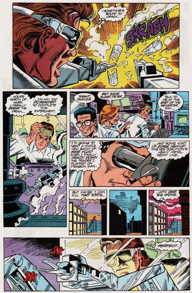 4 bộ giáp siêu khủng có thể giúp sức mạnh của Người Nhện tăng lên như hổ mọc thêm cánh trong Spider-Man Far From Home - Ảnh 2.