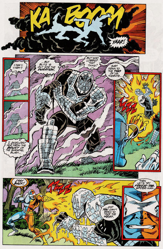 4 bộ giáp siêu khủng có thể giúp sức mạnh của Người Nhện tăng lên như hổ mọc thêm cánh trong Spider-Man Far From Home - Ảnh 3.