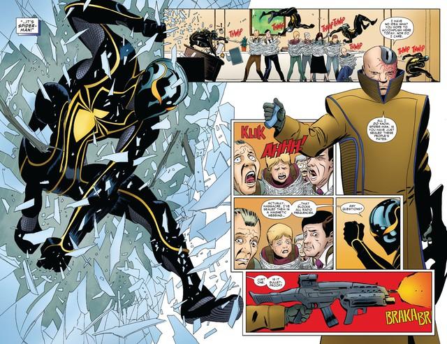 4 bộ giáp siêu khủng có thể giúp sức mạnh của Người Nhện tăng lên như hổ mọc thêm cánh trong Spider-Man Far From Home - Ảnh 7.