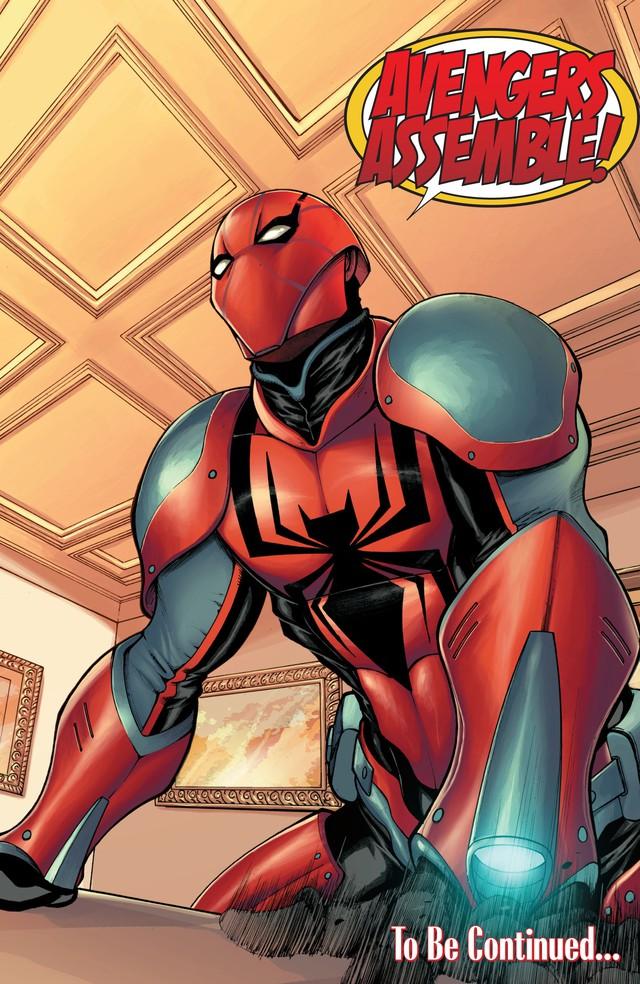 4 bộ giáp siêu khủng có thể giúp sức mạnh của Người Nhện tăng lên như hổ mọc thêm cánh trong Spider-Man Far From Home - Ảnh 9.