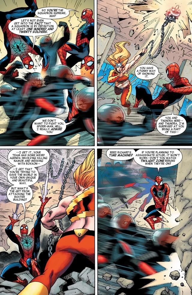 4 bộ giáp siêu khủng có thể giúp sức mạnh của Người Nhện tăng lên như hổ mọc thêm cánh trong Spider-Man Far From Home - Ảnh 20.