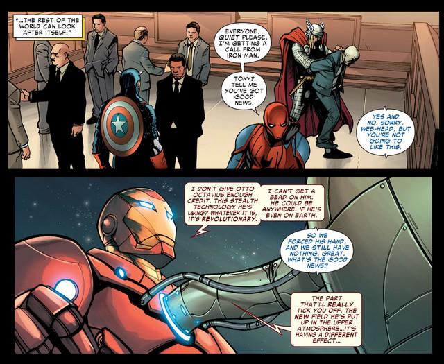 4 bộ giáp siêu khủng có thể giúp sức mạnh của Người Nhện tăng lên như hổ mọc thêm cánh trong Spider-Man Far From Home - Ảnh 11.