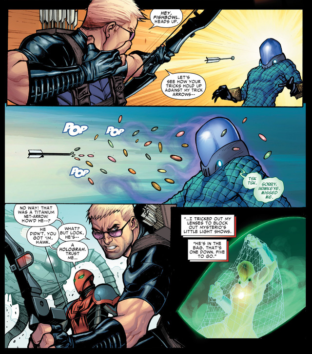 4 bộ giáp siêu khủng có thể giúp sức mạnh của Người Nhện tăng lên như hổ mọc thêm cánh trong Spider-Man Far From Home - Ảnh 13.