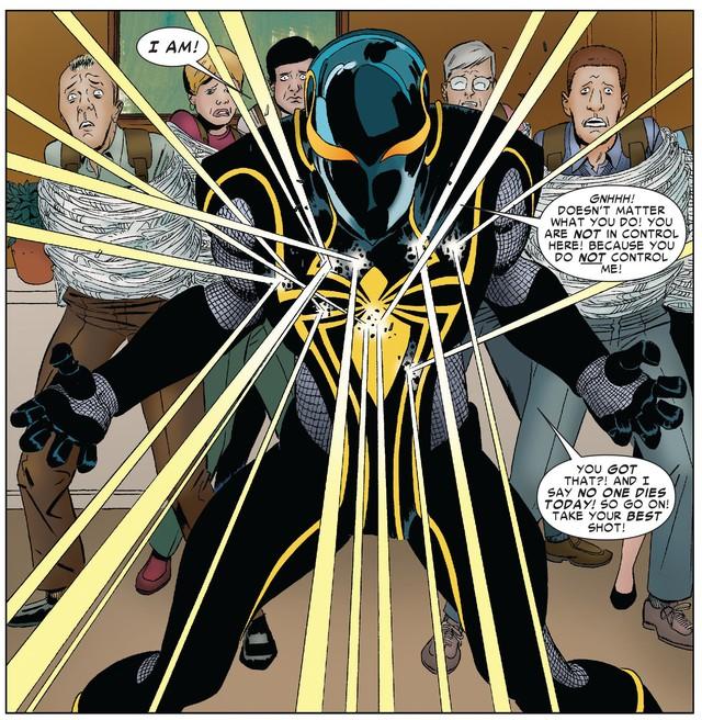 4 bộ giáp siêu khủng có thể giúp sức mạnh của Người Nhện tăng lên như hổ mọc thêm cánh trong Spider-Man Far From Home - Ảnh 6.
