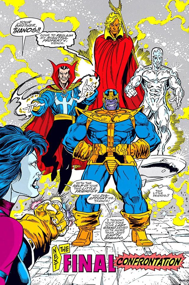 Dự đoán vai trò của Thanos trong Avengers: Endgame - Tiếp tục là kẻ phản diện hay sẽ trở thành người bị hại? - Ảnh 5.