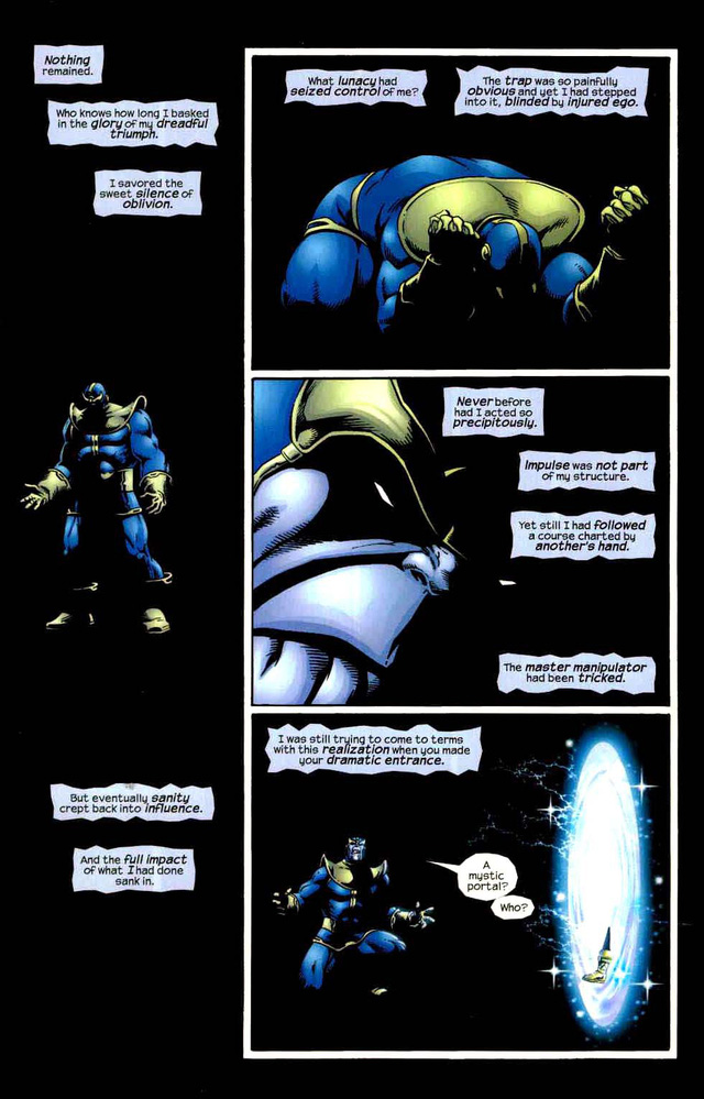 Dự đoán vai trò của Thanos trong Avengers: Endgame - Tiếp tục là kẻ phản diện hay sẽ trở thành người bị hại? - Ảnh 6.