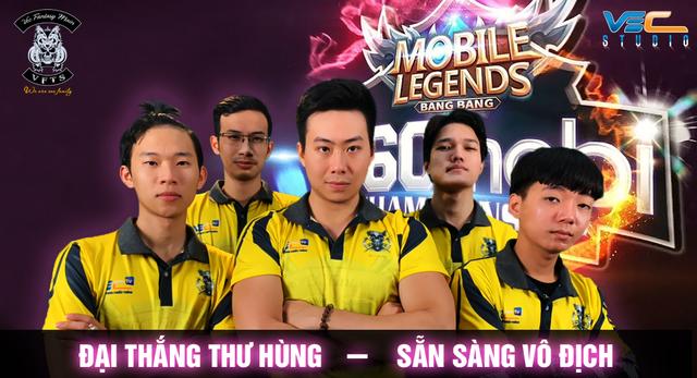 VEC Fantasy Main, ứng cử viên cho chức vô địch chung kết quốc gia Mobile Legends Bang Bang 360 Mobi: Họ là ai? - Ảnh 2.