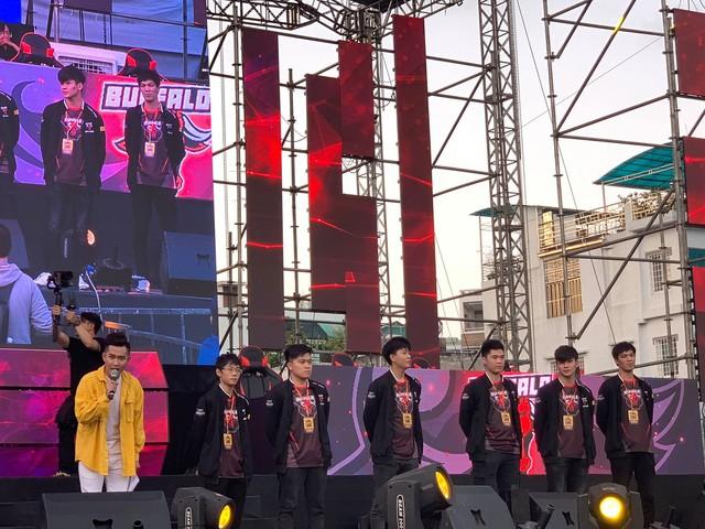 VEC FANTASY MAIN xuất sắc giành chức vô địch 360mobi CHAMPIONSHIP SERIES - Mobile Legends Bang Bang VNG - Ảnh 2.