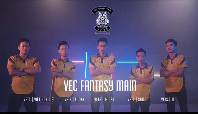 VEC FANTASY MAIN xuất sắc giành chức vô địch 360mobi CHAMPIONSHIP SERIES - Mobile Legends Bang Bang VNG - Ảnh 3.