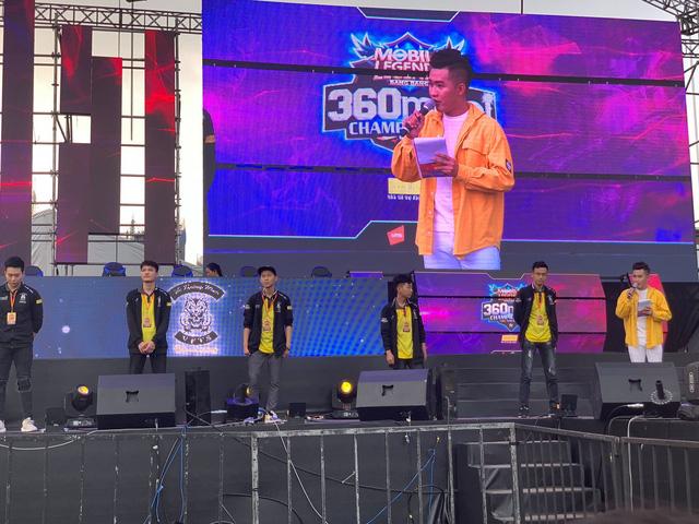 VEC FANTASY MAIN xuất sắc giành chức vô địch 360mobi CHAMPIONSHIP SERIES - Mobile Legends Bang Bang VNG - Ảnh 1.
