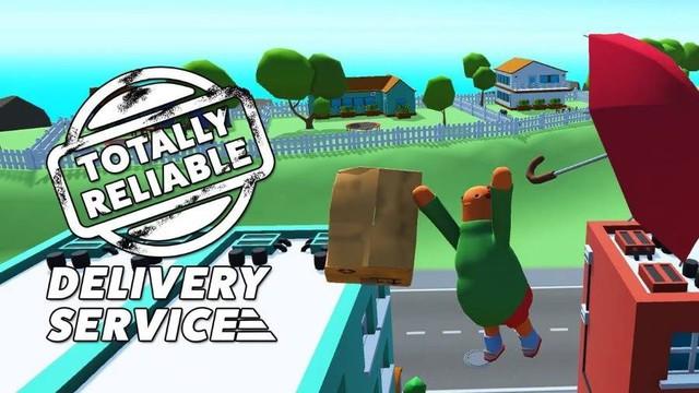 Totally Reliable Delivery Service - Tựa game đưa bạn vào vai thanh niên giao hàng nhanh - Ảnh 1.