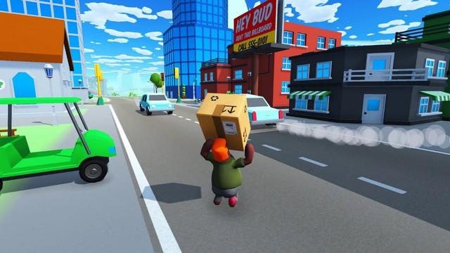 Totally Reliable Delivery Service - Tựa game đưa bạn vào vai thanh niên giao hàng nhanh - Ảnh 2.