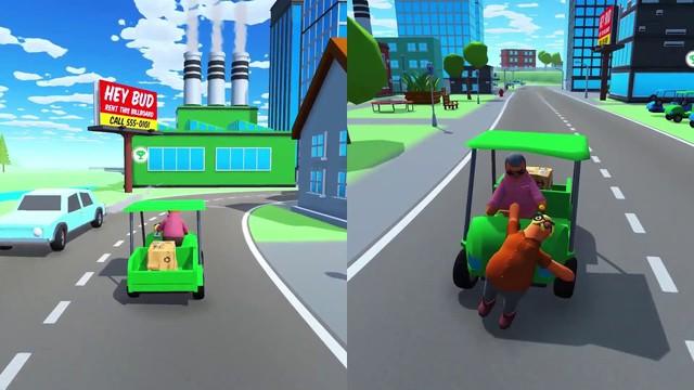 Totally Reliable Delivery Service - Tựa game đưa bạn vào vai thanh niên giao hàng nhanh - Ảnh 4.