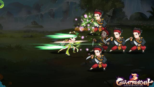 """Hoàng Dung trong tựa game này sẽ khiến bất kỳ đối thủ nào """"tắt nắng"""" nếu lỡ đả thương nàng ta - Ảnh 3."""