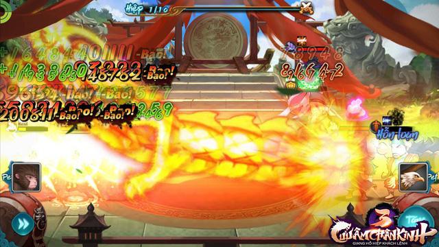 """Hoàng Dung trong tựa game này sẽ khiến bất kỳ đối thủ nào """"tắt nắng"""" nếu lỡ đả thương nàng ta - Ảnh 6."""