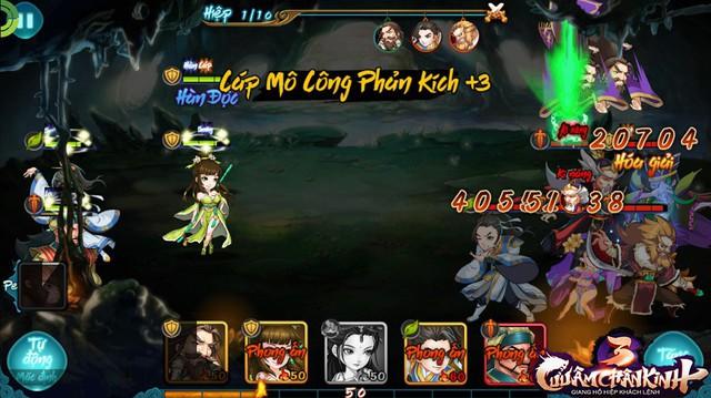 """Hoàng Dung trong tựa game này sẽ khiến bất kỳ đối thủ nào """"tắt nắng"""" nếu lỡ đả thương nàng ta - Ảnh 7."""