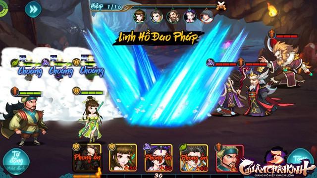"""Hoàng Dung trong tựa game này sẽ khiến bất kỳ đối thủ nào """"tắt nắng"""" nếu lỡ đả thương nàng ta - Ảnh 8."""