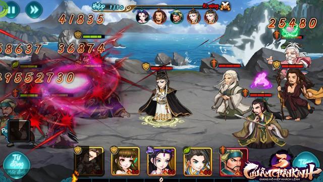 """Hoàng Dung trong tựa game này sẽ khiến bất kỳ đối thủ nào """"tắt nắng"""" nếu lỡ đả thương nàng ta - Ảnh 9."""