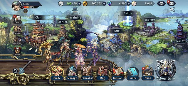 Final Blade – Game xứ Hàn đình đám chuẩn bị ra mắt phiên bản quốc tế, có cả tiếng Việt - Ảnh 1.