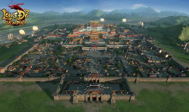 """Ngoài mác """"Game chiến thuật Top 1 Châu Á"""", Long Đồ Bá Nghiệp có gì đặc biệt khiến game thủ chờ đợi ra mắt ngày mai? - Ảnh 2."""