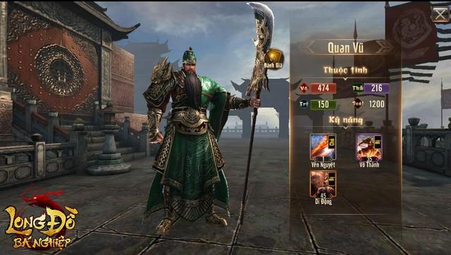 """Ngoài mác """"Game chiến thuật Top 1 Châu Á"""", Long Đồ Bá Nghiệp có gì đặc biệt khiến game thủ chờ đợi ra mắt ngày mai? - Ảnh 3."""