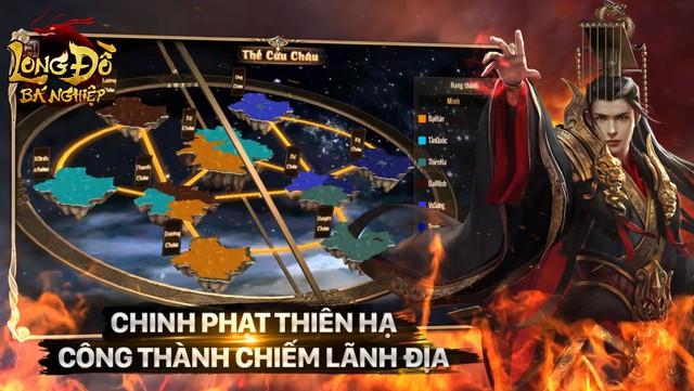 """Ngoài mác """"Game chiến thuật Top 1 Châu Á"""", Long Đồ Bá Nghiệp có gì đặc biệt khiến game thủ chờ đợi ra mắt ngày mai? - Ảnh 9."""
