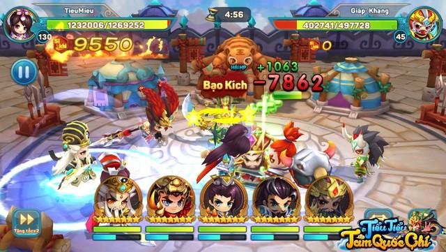 Ngoài đội hình chính, game quẩy Tết Tiểu Tiểu Tam Quốc Chí còn cho triệu hồi cả Xe bắn đá, Lính gỡ bom, Đạo quân Cừu max vui - Ảnh 1.