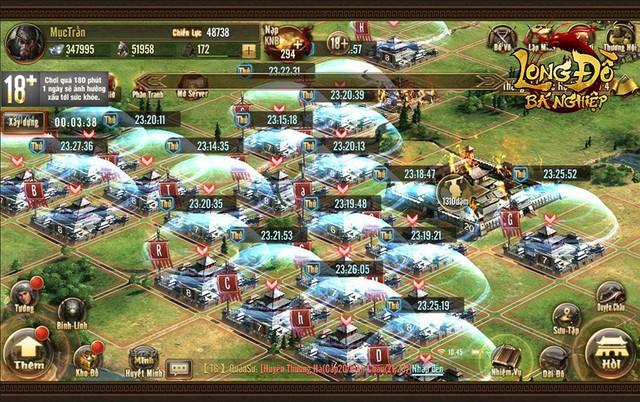 Long Đồ Bá Nghiệp là game chiến thuật SLG đầu tiên tại Việt Nam mà người chơi phải xếp hàng để được vào server, đông ngoài sức tưởng tượng - Ảnh 2.