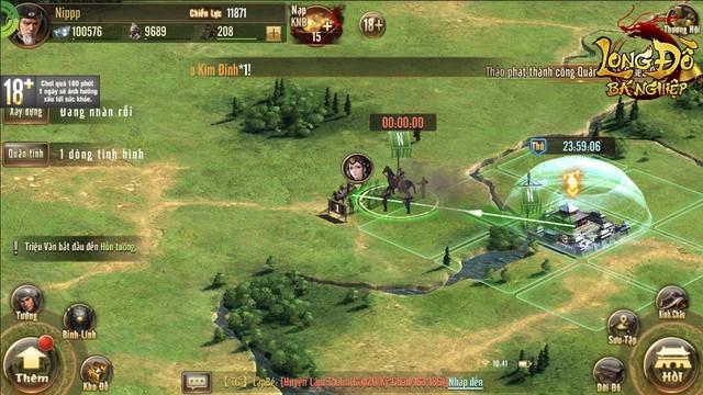 Long Đồ Bá Nghiệp là game chiến thuật SLG đầu tiên tại Việt Nam mà người chơi phải xếp hàng để được vào server, đông ngoài sức tưởng tượng - Ảnh 7.