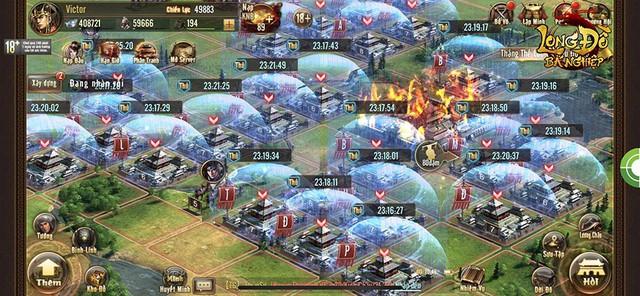 Long Đồ Bá Nghiệp là game chiến thuật SLG đầu tiên tại Việt Nam mà người chơi phải xếp hàng để được vào server, đông ngoài sức tưởng tượng - Ảnh 10.