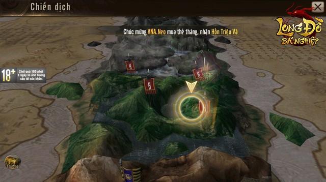 Long Đồ Bá Nghiệp là game chiến thuật SLG đầu tiên tại Việt Nam mà người chơi phải xếp hàng để được vào server, đông ngoài sức tưởng tượng - Ảnh 14.