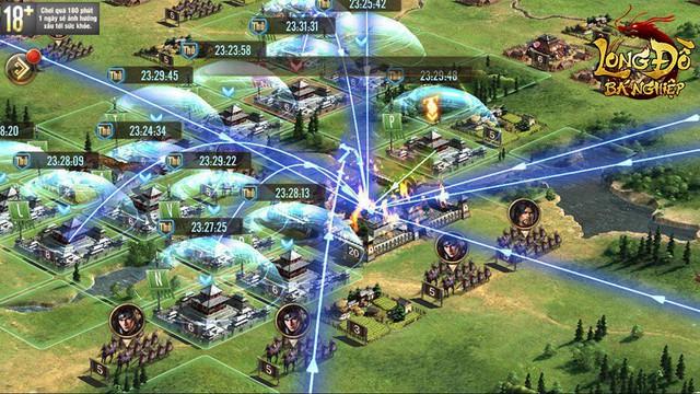Long Đồ Bá Nghiệp là game chiến thuật SLG đầu tiên tại Việt Nam mà người chơi phải xếp hàng để được vào server, đông ngoài sức tưởng tượng - Ảnh 21.