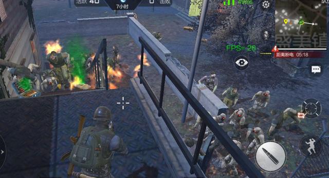 CrossFire Legends: Last 12 Hours - Zombie sẽ có giác quan nhạy bén như người thật - Ảnh 2.