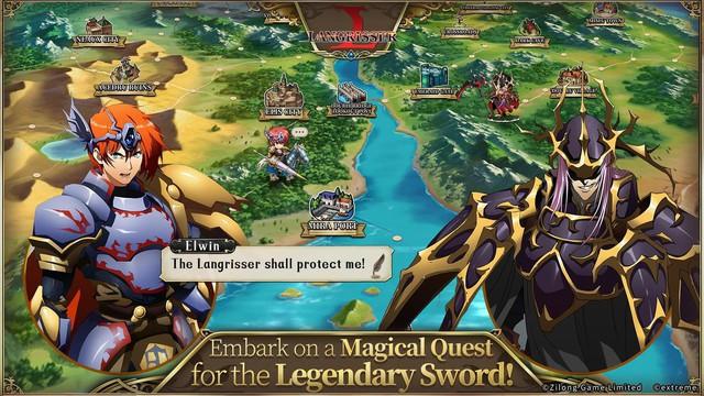 Langrisser Mobile chính thức ra mắt phiên bản tiếng Anh cho cả iOS lẫn Android - Ảnh 2.