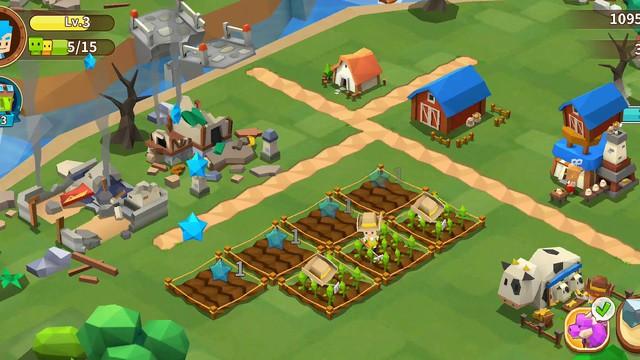 Game bảo vệ nông trại siêu độc đáo QubeTown đã chính thức mở cửa miễn phí - Ảnh 2.