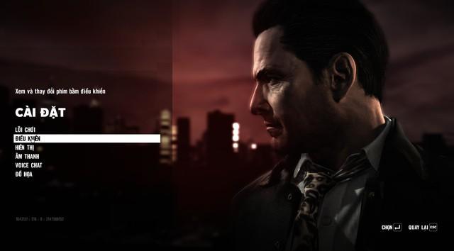 Max Payne 3 hoàn thành Việt ngữ 100%, game thủ có thể tải và chơi ngay bây giờ - Ảnh 1.
