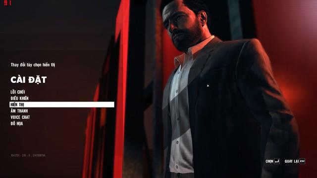 Max Payne 3 hoàn thành Việt ngữ 100%, game thủ có thể tải và chơi ngay bây giờ - Ảnh 3.