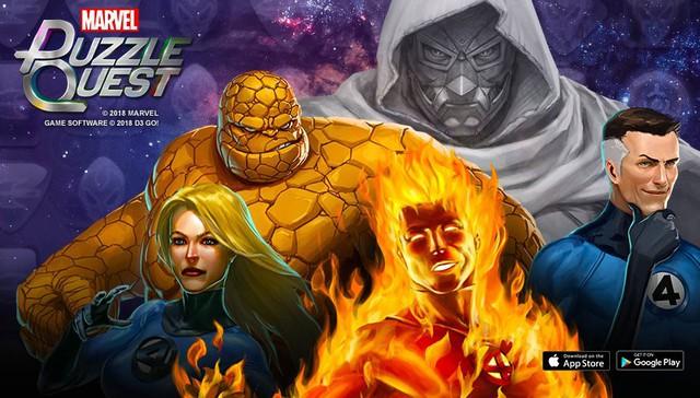 Loạt game miễn phí cực phẩm từ Marvel mới cập nhật bộ tứ siêu đẳng - Ảnh 3.