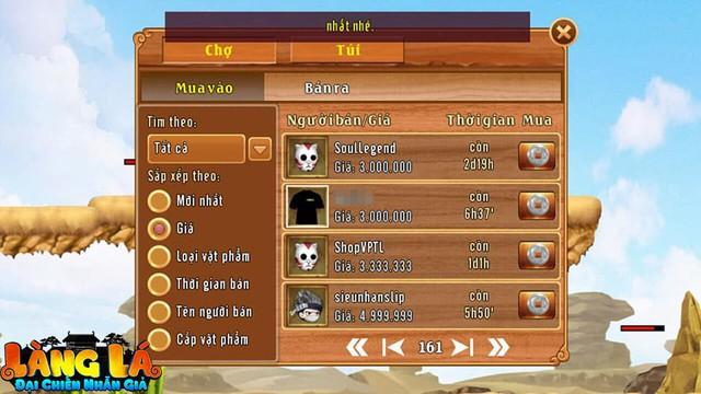 """Trào lưu """"camp đồ"""" bán lại với giá ngất ngưởng đã xuất hiện trong game online, một cái áo thun có giá tới 3 triệu? - Ảnh 4."""